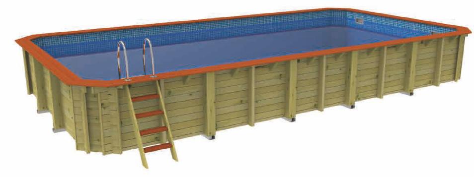 chelsea premium wooden pool. Black Bedroom Furniture Sets. Home Design Ideas